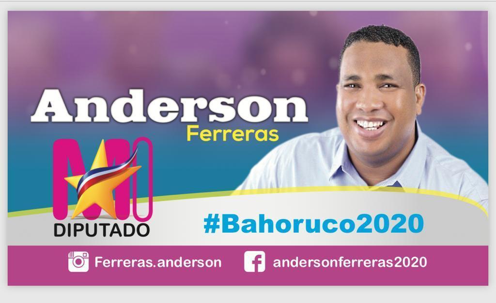 Anderson Ferreras Mi Diputado 2020