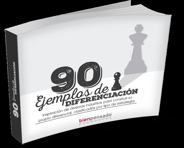 90 Ideas para Diferenciarte de tu Competencia (ebook gratis)