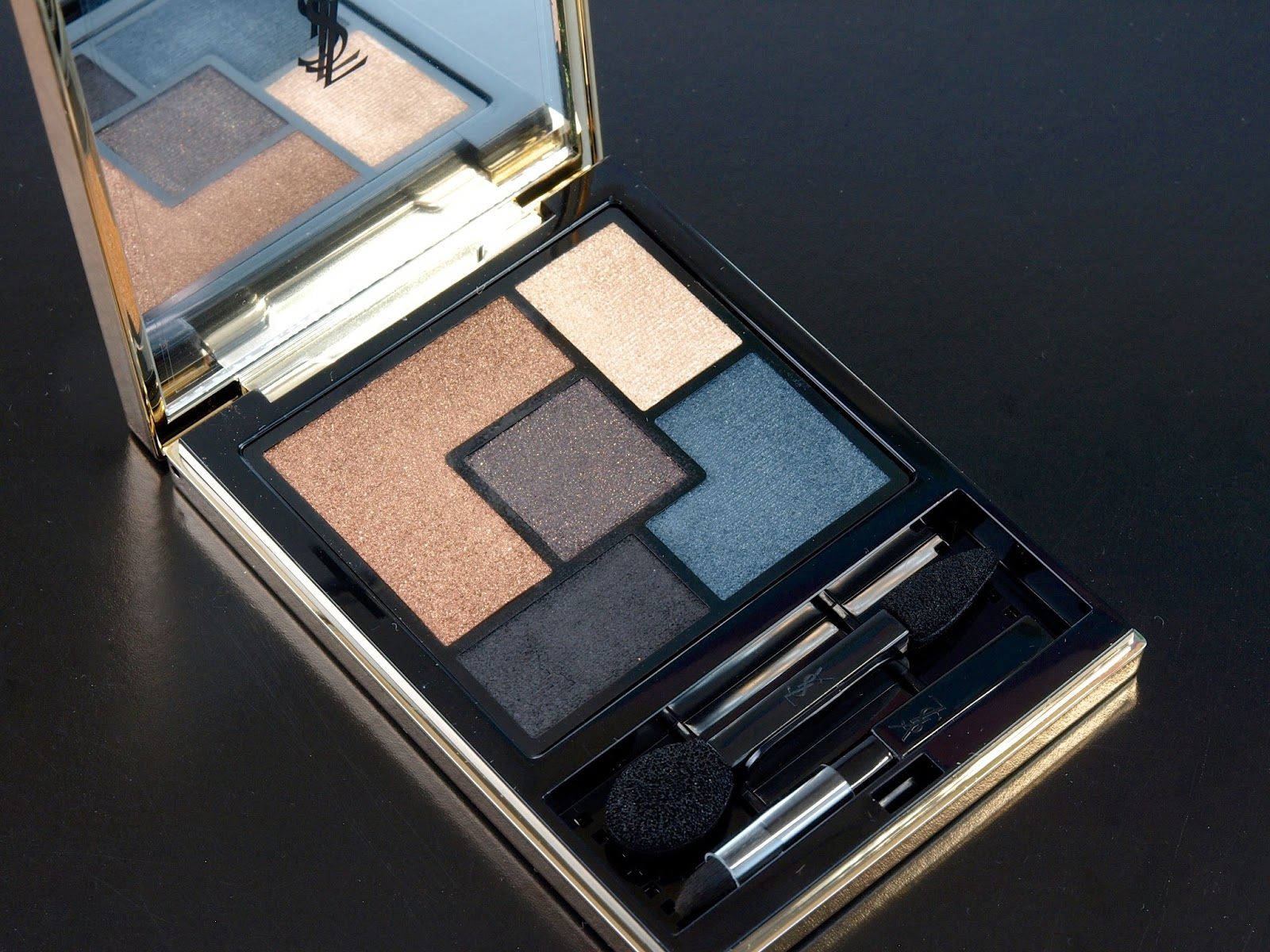 Yves Saint Laurent Couture Palette Collector Fetiche: Review and Swatches