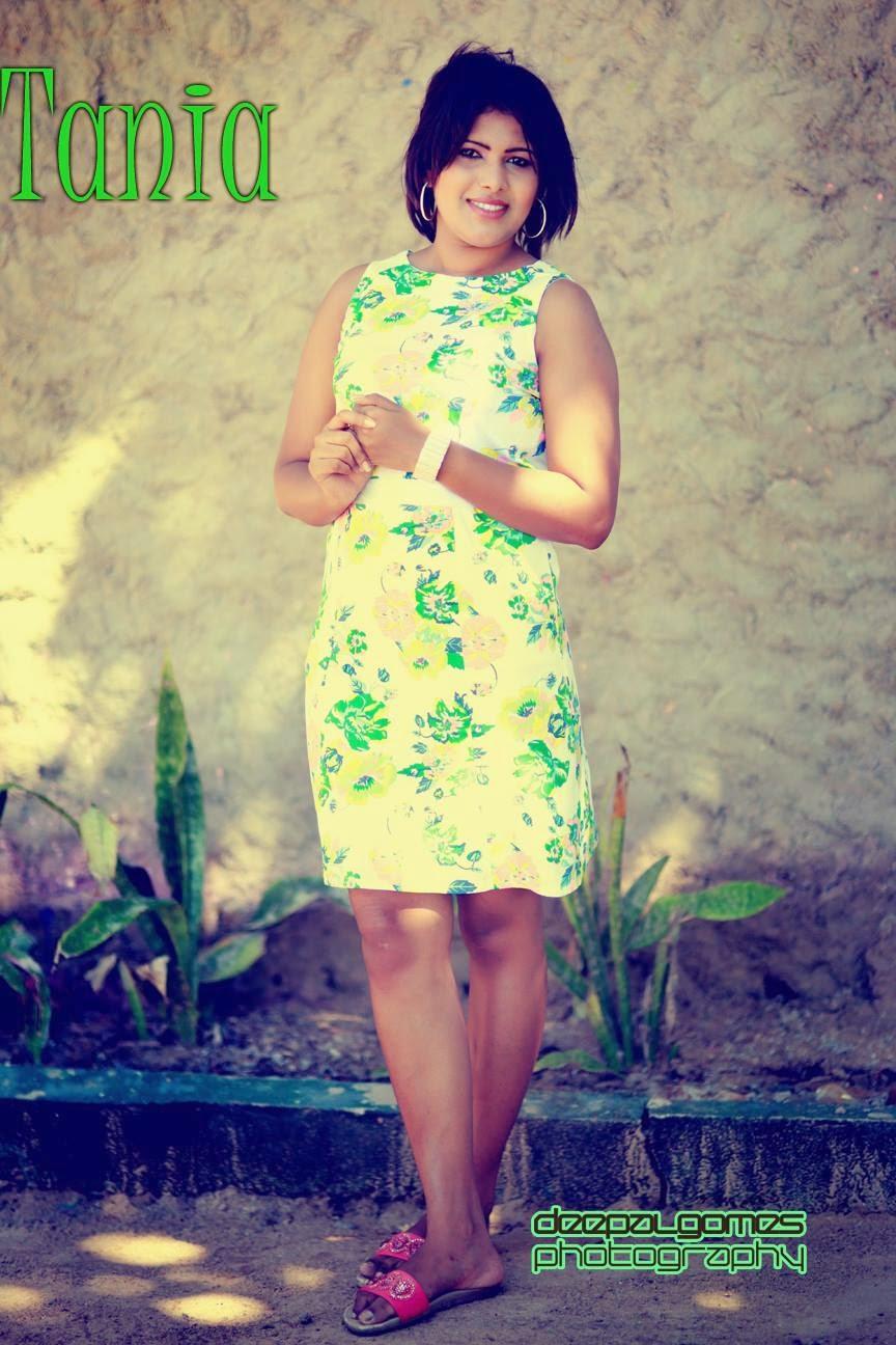 Tania Jayamaha model sl