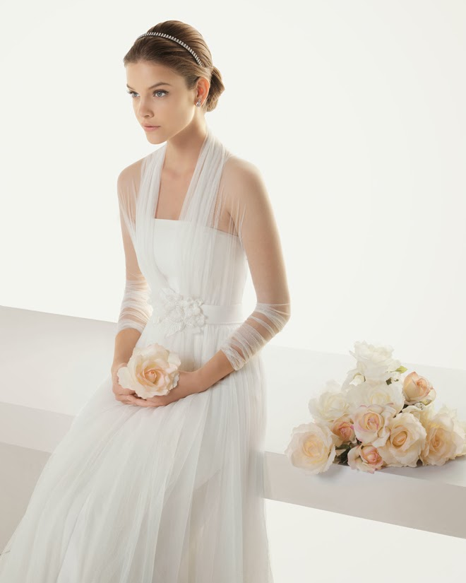 Link Camp Wedding Dress Collection 2013 30 Rosa Clara Dresses