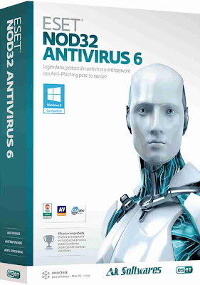 ESET+NOD32+Antivirus+6+v6.0.308.0+Ak-Softwares