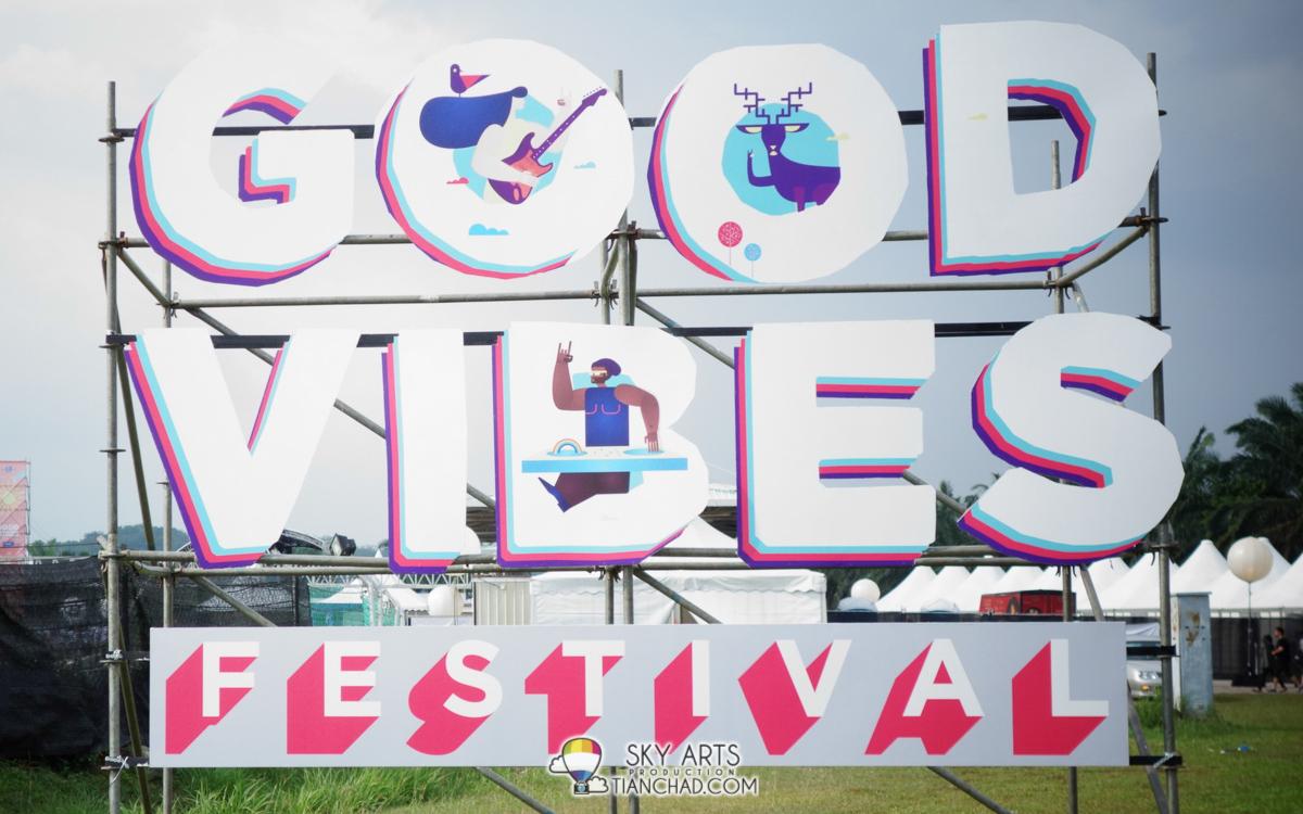 Good Vibes Festival @ Sepang F1 Circuit