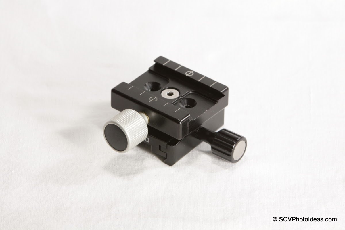 Subtend clamps via Sunwayfoto MPP-01