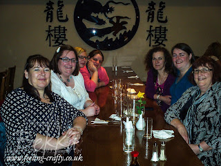 Stampin Super Stars on Tour in Telford - they had a lot of fun - find out about joining their Stampin' Up! Team Here