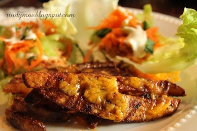 Rindy Mae: Buffalo-Style Turkey Lettuce Wraps & Chili-Seasoned Cheese ...