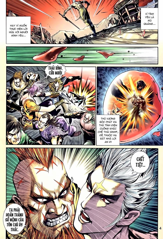 Thần Binh Tiền Truyện 2 chap 21 Trang 4 - Mangak.info