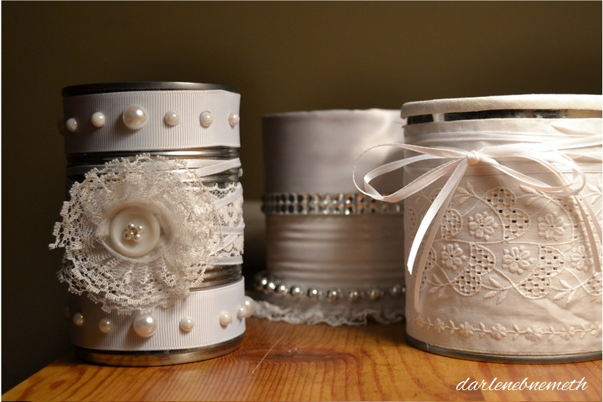 Let it shine tin can craft projects for Tin projects