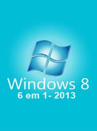 Download Windows 8 Português BR 32/64 bits + Ativador 2013