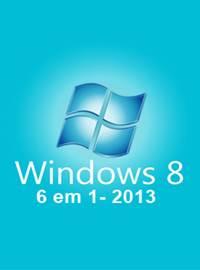 Windows 8 Português-BR 32/64 bits + Ativador 2013
