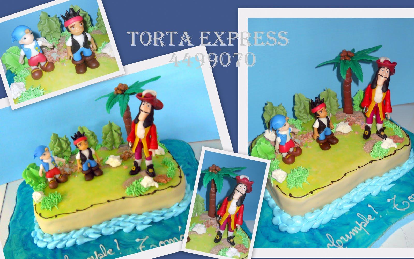 TORTAS EXPRESS ARTERSANALES