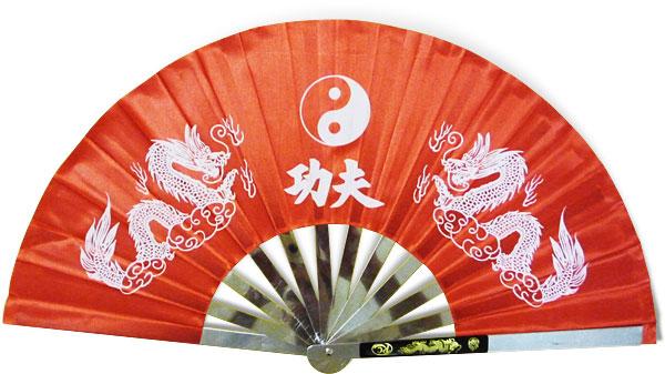 Японский веер из бумаги