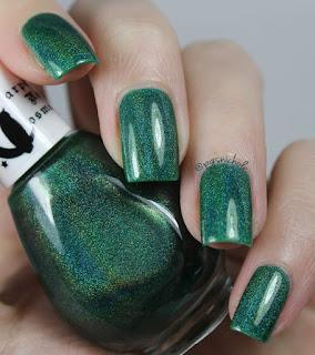 Carpe Noctem Cosmetics [Insert Emerald Pun Here]