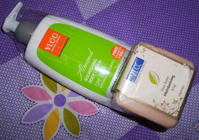 Body Lotion Products by VLCC
