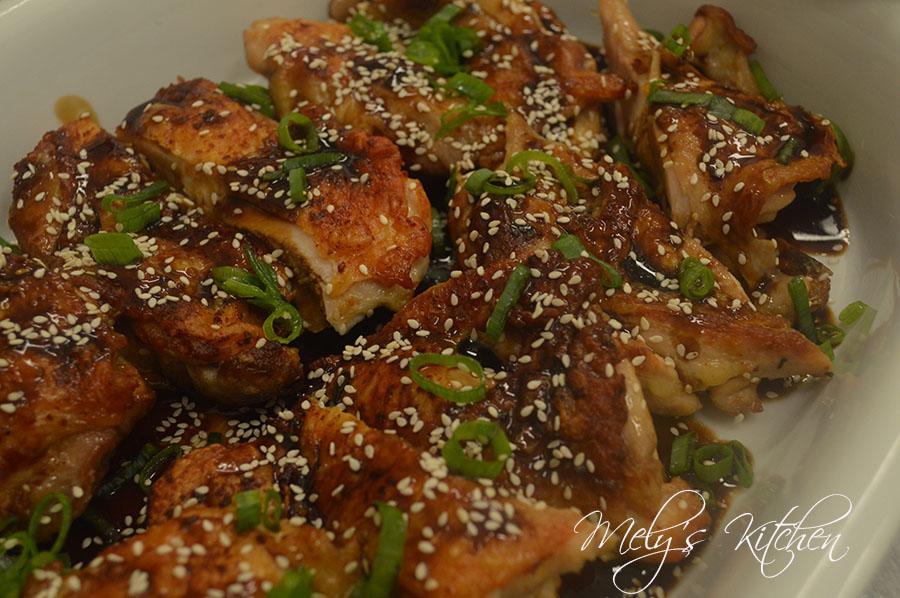 and easy way of making chicken teriyaki, since I had my teriyaki ...