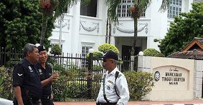 Mahkamah S. Alam terima panggilan bom palsu