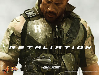 Hot Toys GI Joe Retaliation 1/6 Figure Promo
