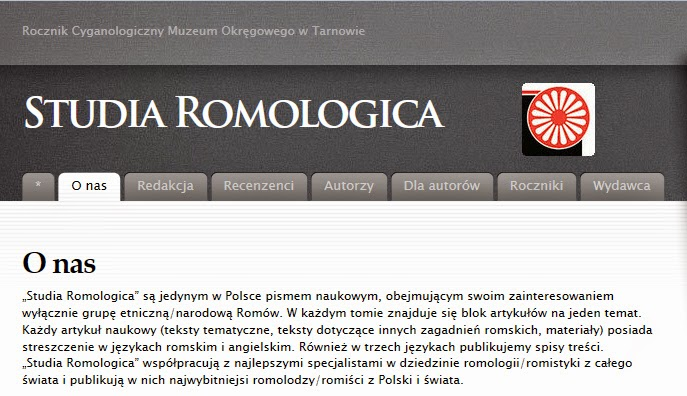 http://www.studiaromologica.pl/?page_id=184