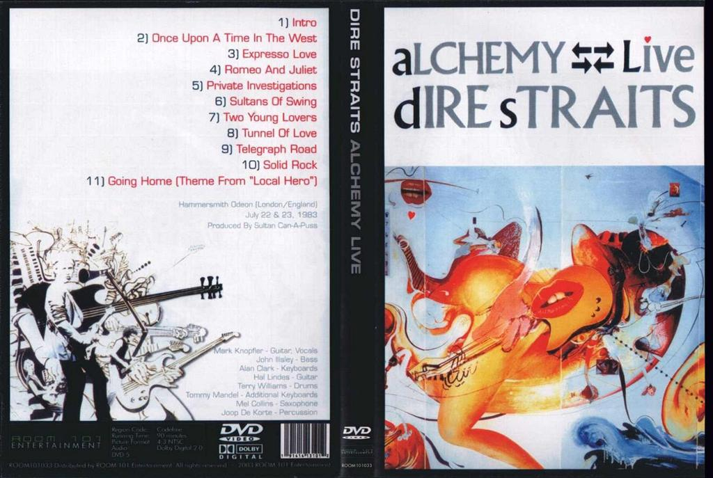 Dire Straits - Free Concerts CD & DVD Download