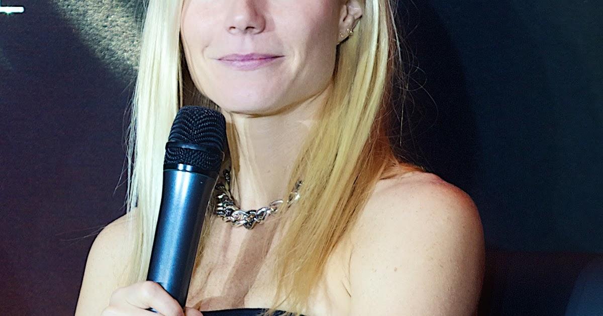 GLAMOURIA: Hayat Ammou... Gwyneth Paltrow