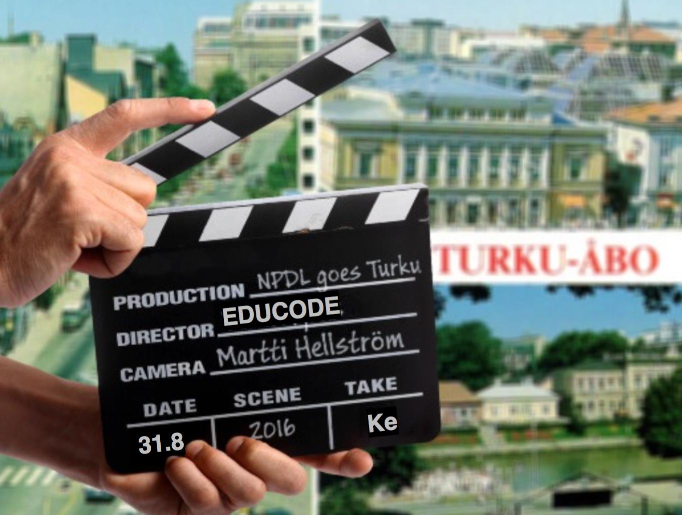 NPDL Turussa 31.8.2016