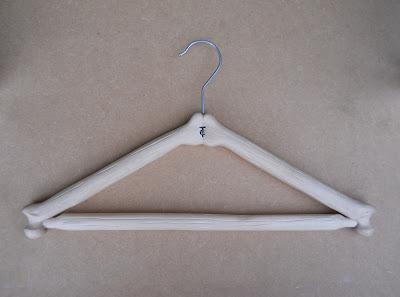 unusual coat hanger