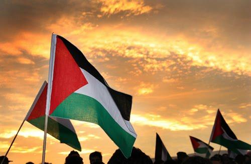 ! Aguante palestina ¡