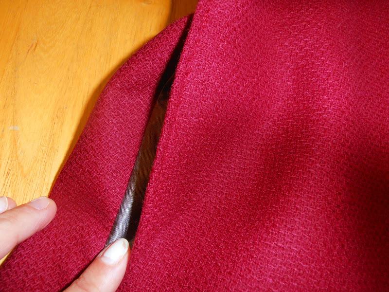 Knitting Jenny Review : Knitting jenny getting started on my jacket