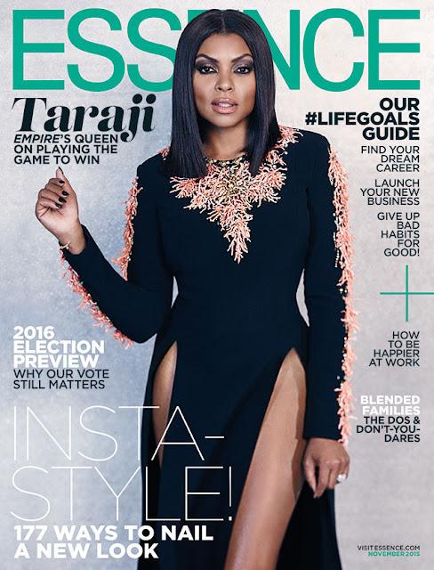 Nigerian Magazine Cover