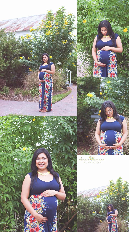 Katy Heritage Park Family Maternity Photos Session Katy, TX