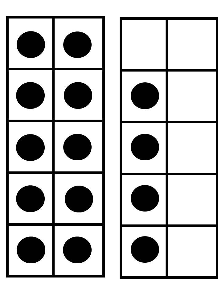 Multi-Grade Matters: Ideas for a Split Class: Ten-Frame ...