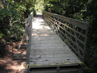 bridge on Buckeye Trail
