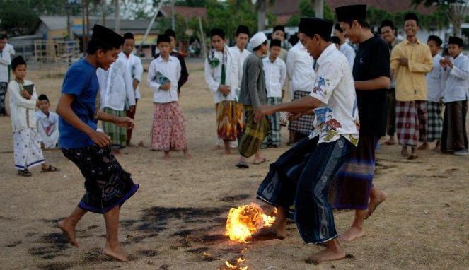 sepakbola api Sepakbola Api Indonesia Dikagumi Media Inggris