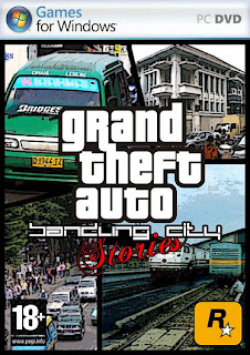 Grand Theft Auto Bandung City
