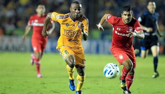 Ver partido Tigres vs Toluca en vivo