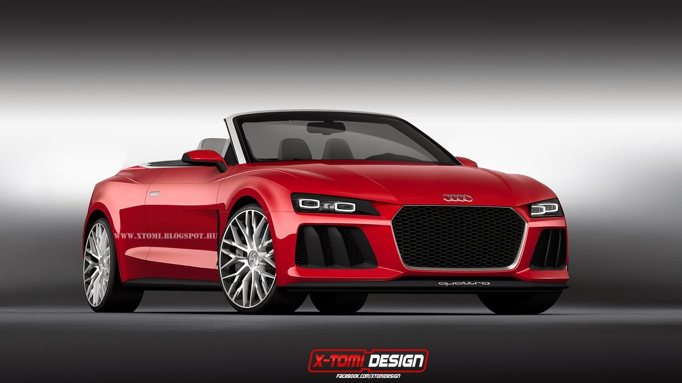 x tomi design audi sport quattro cabriolet laserlight concept. Black Bedroom Furniture Sets. Home Design Ideas