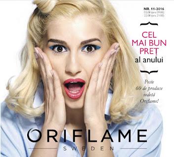 Catalog Oriflame C11 2016