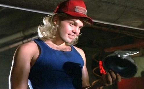 He was just the guy Vincent D'Onofrio played in Adventures in Babysitting.