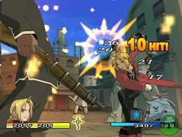 Free DOwnload FullMetal Alchemist and The Broken Angel ps2 ISO Full Version