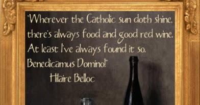 Wherever the catholic sun doth shine