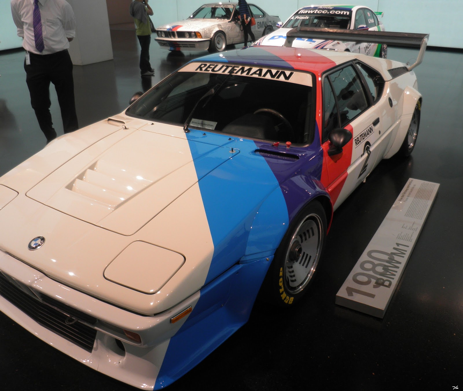 Bmw Z4 V12: Gastrotrips: A Visit At The BMW Museum