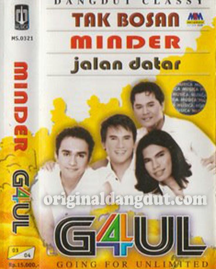 Gaul - Tak Bosan (Dangdut Classy 2003)