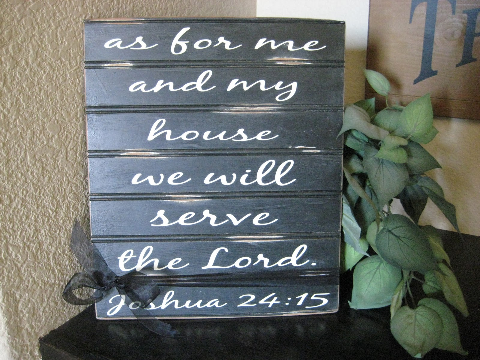 Welcome LDS Home Decor
