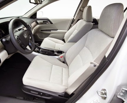 Honda Accord seat covers Extended