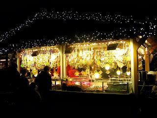 Lüneburg Christmas market stall