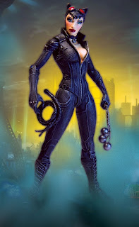 Batman: Arkham City Series 2 Catwoman