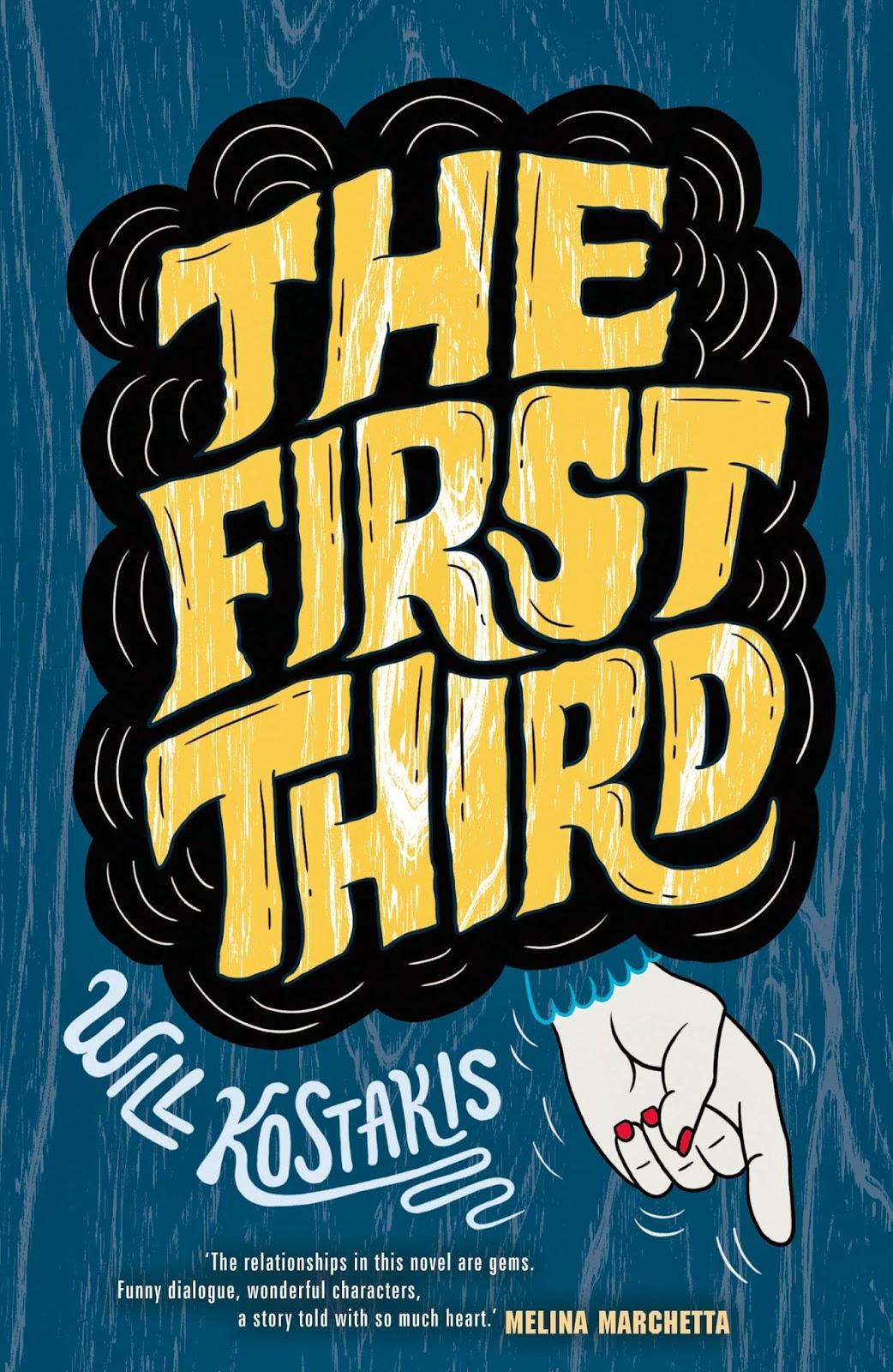 http://www.thetalescompendium.com/2014/02/the-first-third-by-will-kostakis.html
