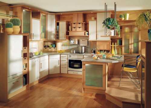 Kitchen Layouts By Size