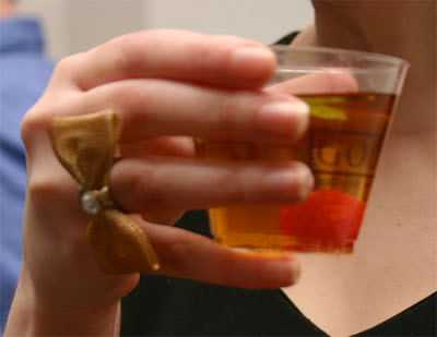 Signature Drink, cocktail ring