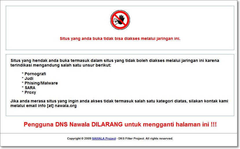 Cara Mudah Membuka Blokir Internet Positif Internet /page/287